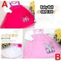 PROMO Pakaian anak-anak Baju Muslim Bayi Perempuan Gamis Bayi Desy