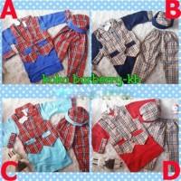 PROMO Pakaian anak-anak Baju Koko Turki Bayi Gamis Bayi Laki Laki - Fa