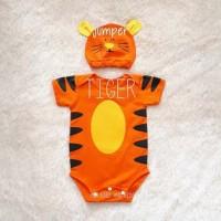 PROMO Pakaian anak-anak Jumper Bayi Lucu Karakter Harimau Tiger