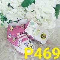 PROMO Pakaian anak-anak Sepatu Bayi Perempuan Prewalker Lucu - Minnie