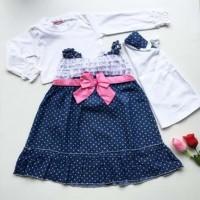PROMO Pakaian anak-anak Baju Muslim Anak Bayi Perempuan Annisa