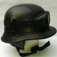 HELM - HH - retro nazi jerman kulit kacamata hitam