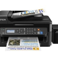 PRINTER EPSON L565 PRINT SCAN COPY WIRELESS FAX  ORIGINAL EPSON