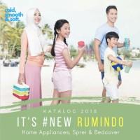 Katalog Rumindo Agen Reseller Majalah 2018 Peralatan Masak &Bedcover