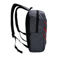 Carboni Ransel Laptop Pria Backpack Tas Sekolah Ma0068 - Grey