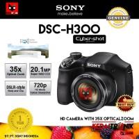 BERGARANSI Camera Sony Cybershot DSC-H300 DSLR Kamera Pocket HD 35X