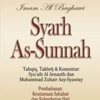 Buku Syarh As-Sunnah Imam Al-Baghowi Jilid 13