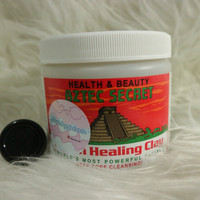 AZTEC INDIAN HEALING CLAY MASK share 5gr + CUKA APEL BRAGG share 60ml