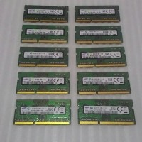 Ram 4GB SAMSUNG memori sodimm laptop DDR3L PC3L 1.35v low voltage