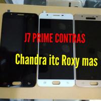 Fullset lcd touchscreen samsung J7 prime contras main