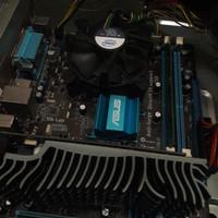Cpu/Komputer Asus G41 Ddr3/Proc C2D 2,93/Ram 4Gb/Hdd 500Gb/Vga 1Gb 64B