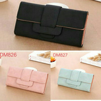 DM825 - 827 dompet wallet tas import bag batam/sling bag/pesta kerja