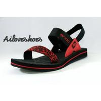 Ailoveshoes Sepatu Sandal Gunung Karet Anti Air Ando jenner 01 merah