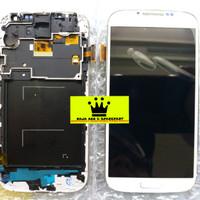 LCD + TOUCHSCREEN SAMSUNG GALAXY S4 I9500 KUALITAS ORI OEM BERGARANSI