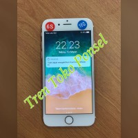 Hp iPhone 6S / Hanphone 6S 16GB No FP - SEKEN ORI ( BATANGAN )