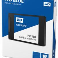Harddisk SSD WD Blue 500 GB