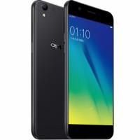 Oppo A37f smartphone - 2 ram 16gb - black - Garansi Resmi