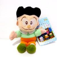 Boneka Suneo Doraemon Original Fujiko Pro Mini Doll