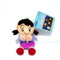 Boneka Shizuka Doraemon Original Fujiko Pro Mini Doll