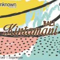 UNKNOWN Coffee Lab | Single Origin Bali Kintamani 1kg Coffee Beans