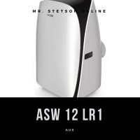 [UNIT ONLY] - AUX ASW 12 LR AC PORTABLE STANDARD 1 1/2 PK R410