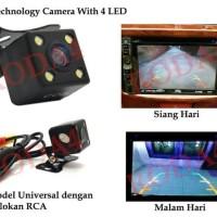 CCD kamera mundur belakang mobil new brio