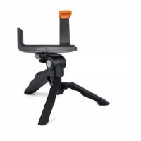 2in1 Tripod Foldable + Holder Smartphone Kamera HP DSLR GoPro Xiaomi