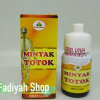 Jamu Obat Minyak Totok Herbal Insani