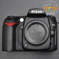 NIKON D90 IR  BO (#8404)