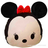 Bantal Boneka Tsum-tsum Minnie Mini Mouse
