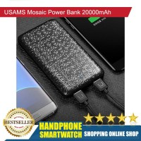 HS Power Bank USAMS Mosaic 20000mAh