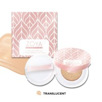 Zoya Cosmetics Flawless Mineral Cushion (Translucent)