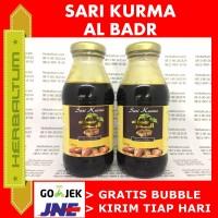 Sari Kurma al-Badr (100% Sari Kurma, tanpa Pemanis Sukrosa, Glucosa)