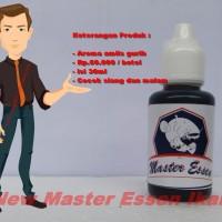 essen ikan aroma amis gurih | New master essen ikan