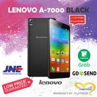 Lenovo A7000 2GB 2 GB RAM 8GB 8 GB ROM BLACK LTE GARANSI DISTRIBUTOR