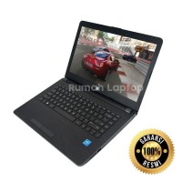 Laptop Murah HP Notebook - 14-BS709TU 4GB RAM 500GB DVDRW WINDOWS 10