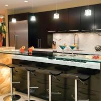 Kitchen set MIni bar modern