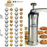 Cetakan kue biscuit maker marcato