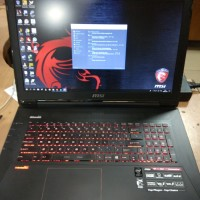 MSI GT72 Dominator i7 4720HQ GTX 970M Gaming Laptop G 2QD