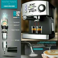 Design terbaru Espresso Maker Kualitas tinggi Harga terjangkau..!