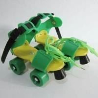 Sepatu Roda 4 / Empat Anak / Dry Skate ORO432 New