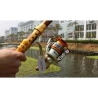 Yumoshi Gulungan Pancing EF6000 Metal Fishing Spinning Ree OP296 Murah