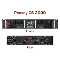 Peavey CS 3000 Power Amplifier 3000 Watt
