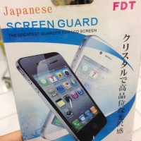 Fdt Antigores Bening Anti Clear Nokia Asha 302 Screen Guard