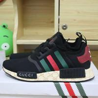 33a9810b8e94 Adidas NMD R1 x Gucci Premium Original / Sepatu Sneakers Running Gym