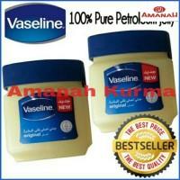 Vaseline Pure Petroleum Jelly 60ML  / vaseline arab / vaseline