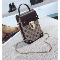 Tas Selempang Coklat Jinjing Import Shoulder Bag Fashion Wanita Modis