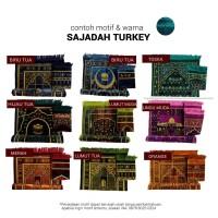 Lebaran Sajadah Bulu Turkey Premium Ramadhan