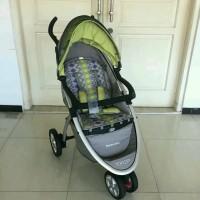 Stroller Kereta Bayi Cocolatte Trip R Abu-abu Preloved