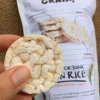 Oh Ma Grain Rice Cracker Original